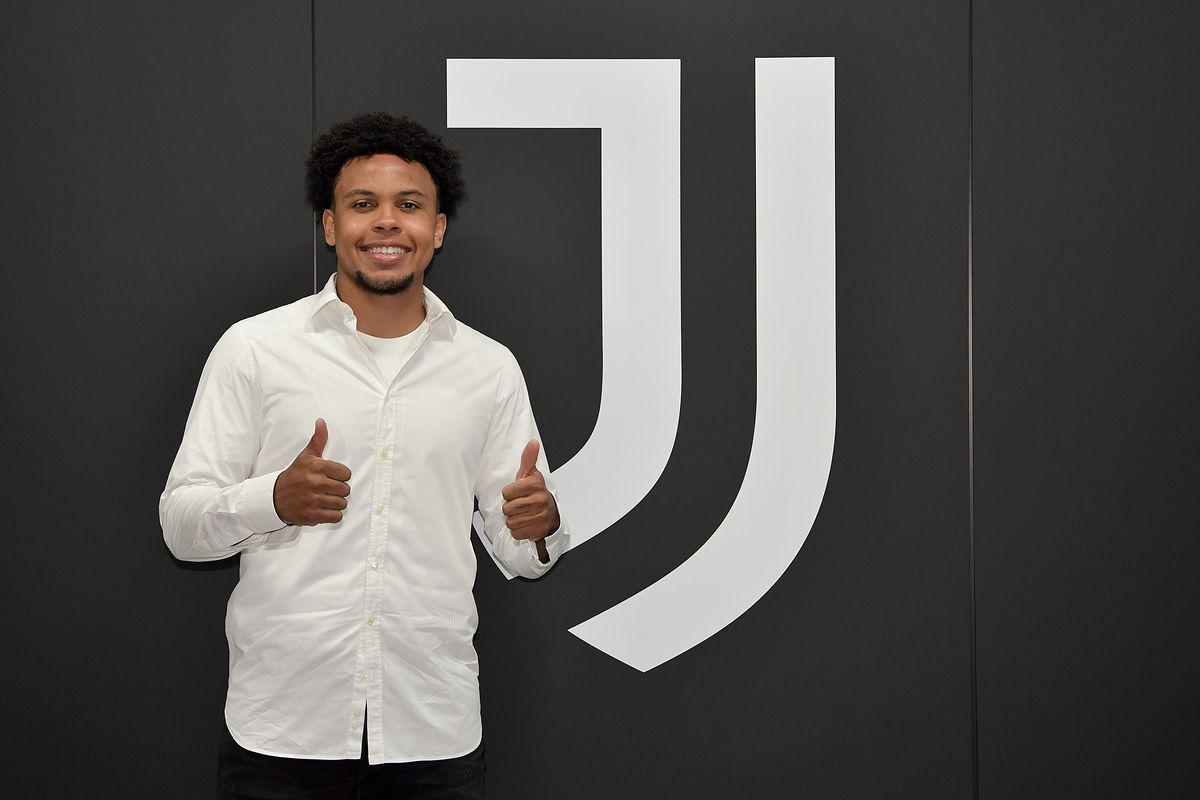 Official Weston Mckennie Goes On Loan To Juventus Stars And Stripes Fc