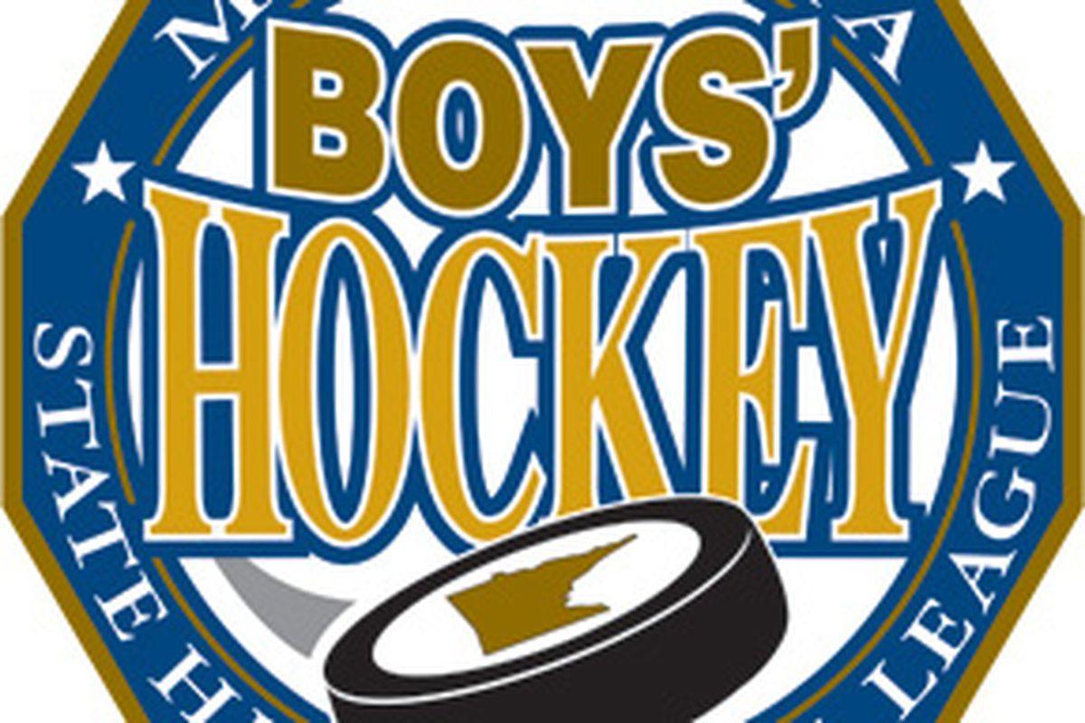 MSHSL Hockey Tournament logo