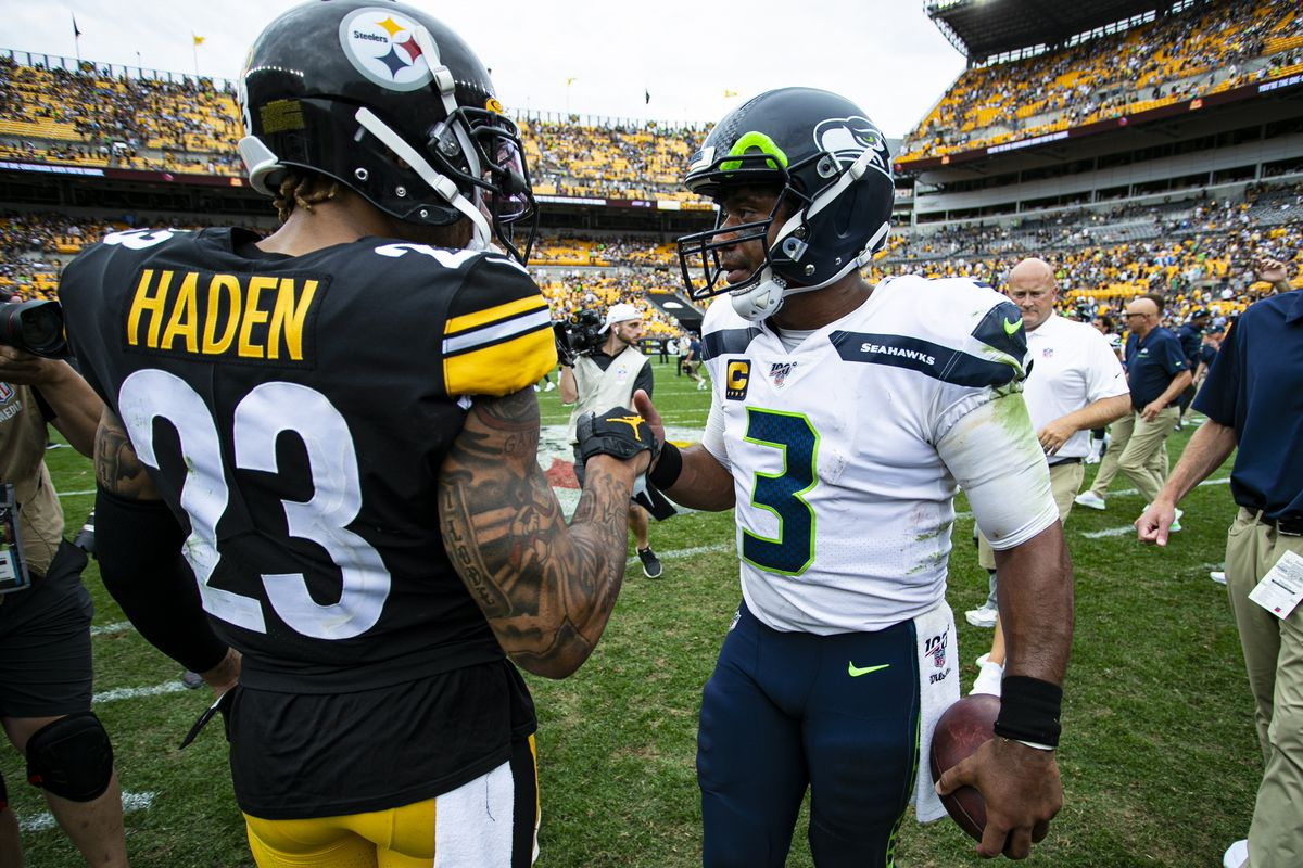 NFL: SEP 15 Seahawks at Steelers