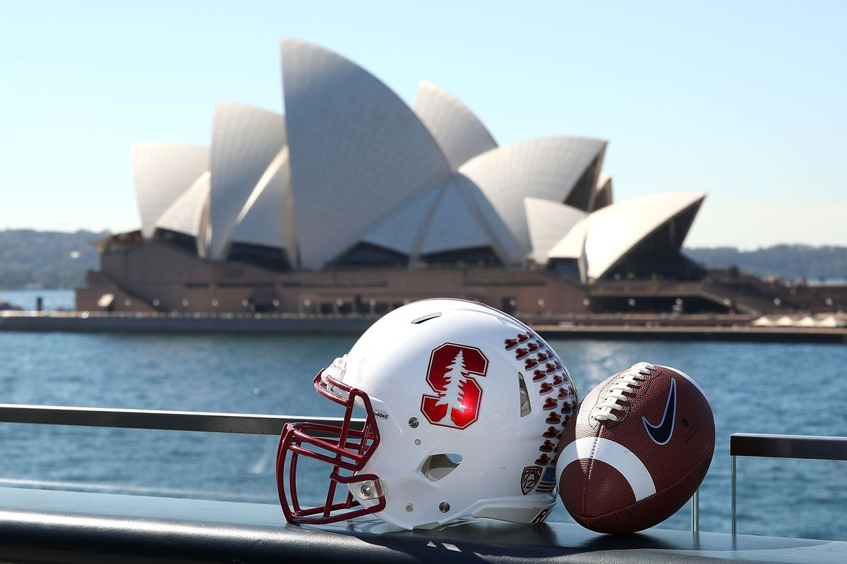 2017 US College Football Sydney Cup: Launch