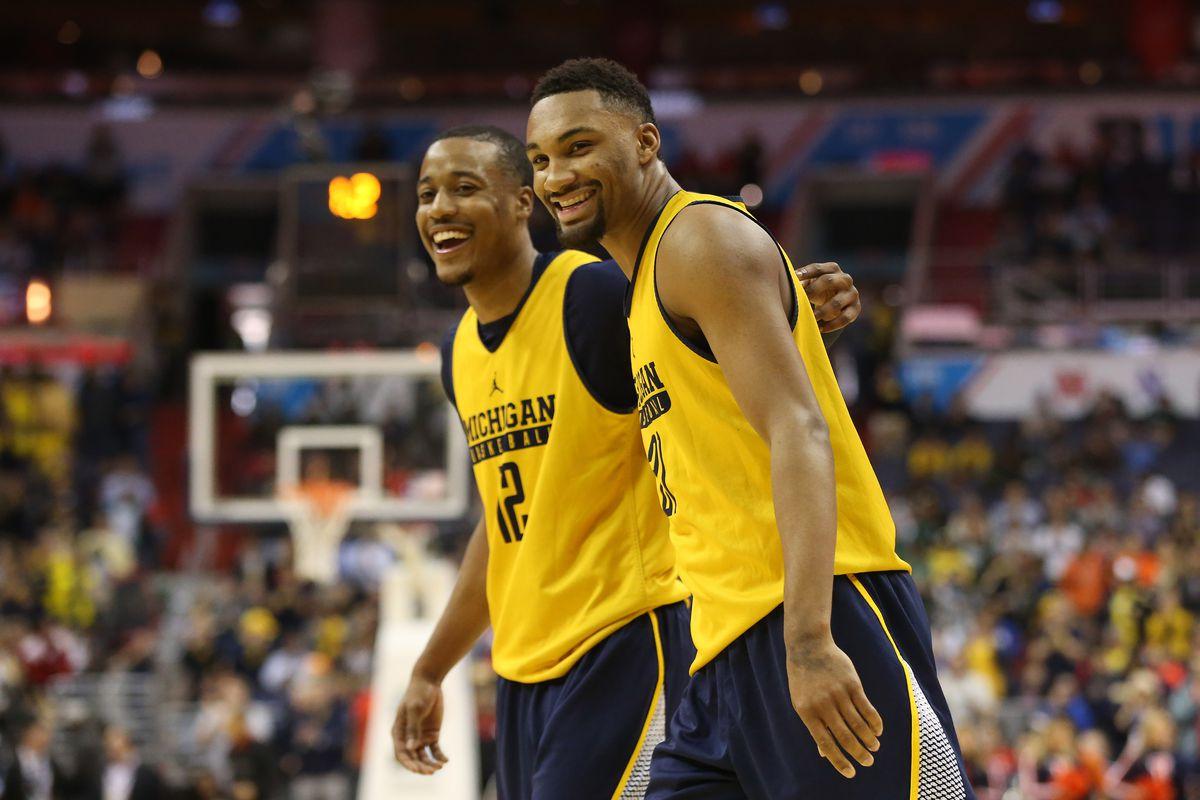 NCAA Basketball: Big Ten Conference Tournament-Illinois vs Michigan
