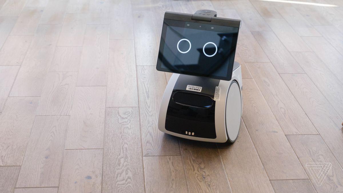 Amazon's Astro home robot is like having Alexa on wheels - The Verge