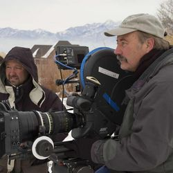"""Director T.C. Christensen films a scene in his 2012 movie, """"17 Miracles."""" Christensen's new film, """"Ephraim's Rescue,"""" premieres on May 31."""