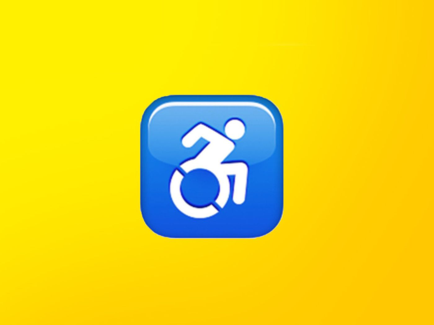 How The Accessibility Emoji Got Its Start The Ringer