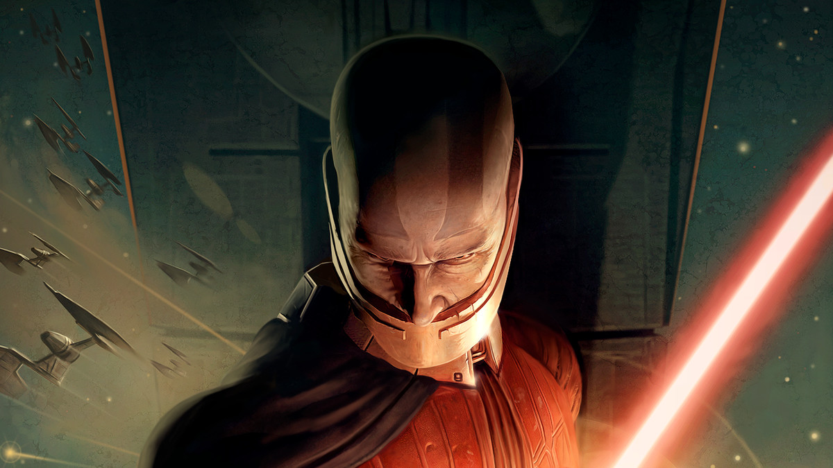 Star Wars: Knights of the Old Republic - Darth Malak artwork