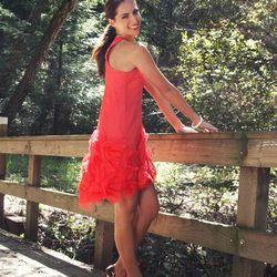 Vera Wang dress, $125