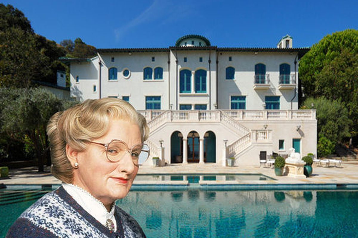 Robin Williams Napa Estate Takes Another Dramatic Price Cut Curbed Sf