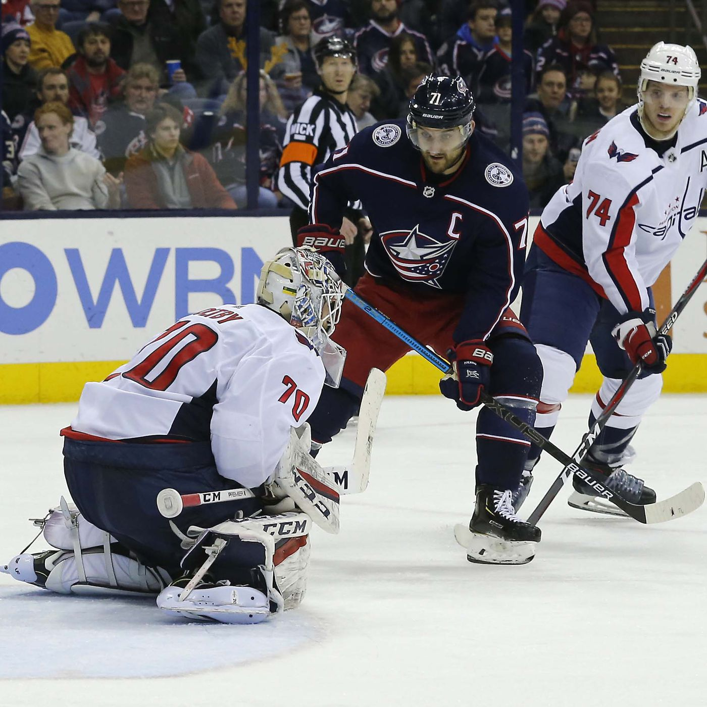 Game  55 Preview  Washington Capitals at Columbus Blue Jackets - The ... 257ec787a