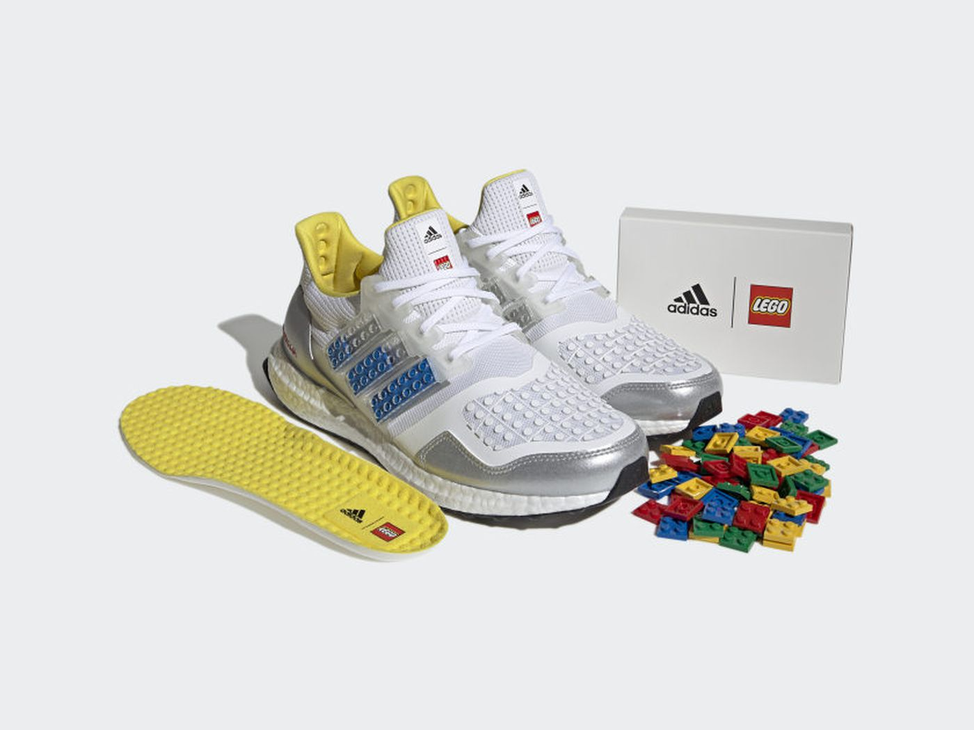 Adidas' new kicks can be customized with Lego bricks - The Verge