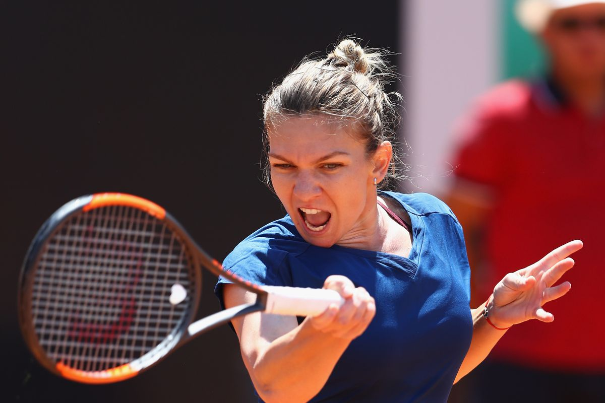 Halep through to 2nd round at French Open