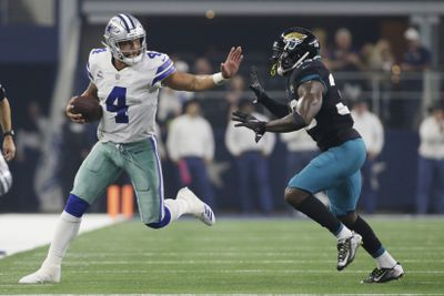 NFL: Jacksonville Jaguars at Dallas Cowboys