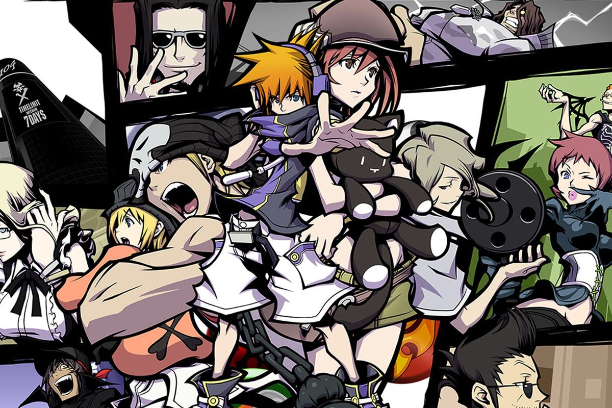 The World Ends With You získává anime projekt - Polygon