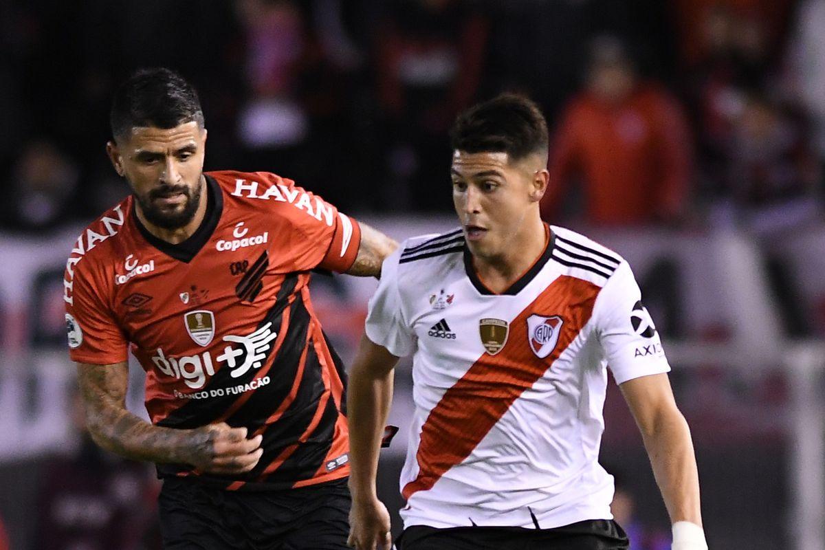 River Plate v Athletico Paranaense - Recopa Sudamericana 2019