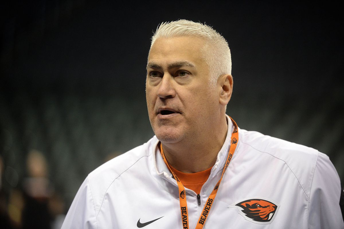 Oregon State and Coach Tinkle are practicing today, and play tomorrow, but plenty of Pac-12 teams play today.