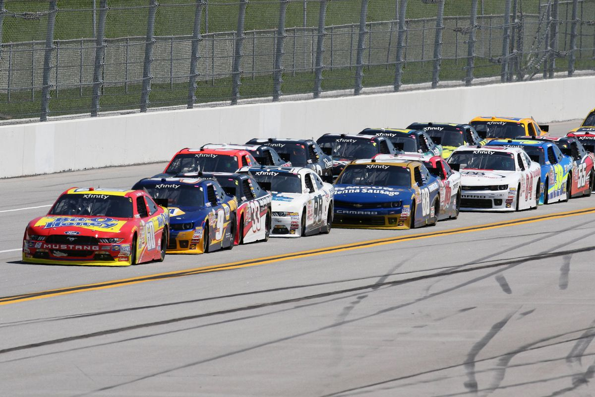 Live race coverage and the latest NASCAR news results schedules and race highlights from ESPN
