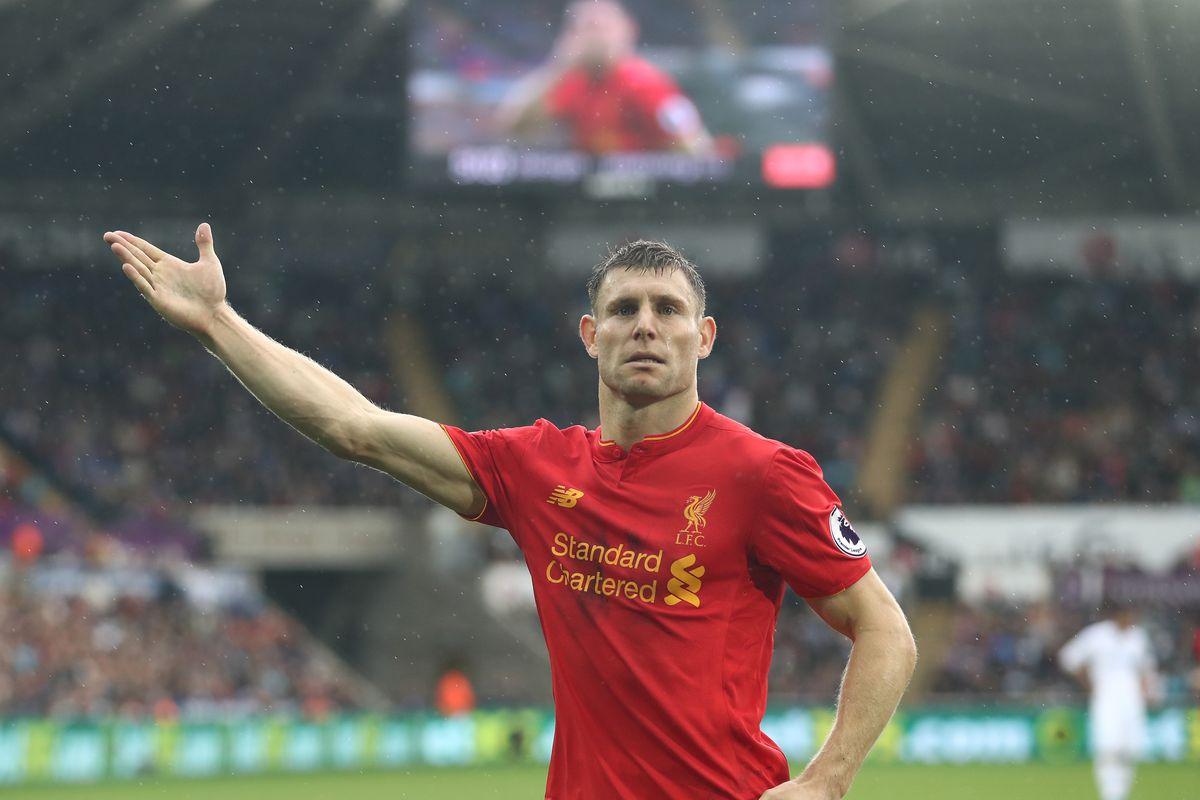 Liverpool S Milner No Return To England Squad The