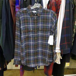 Equipment shirt, $117