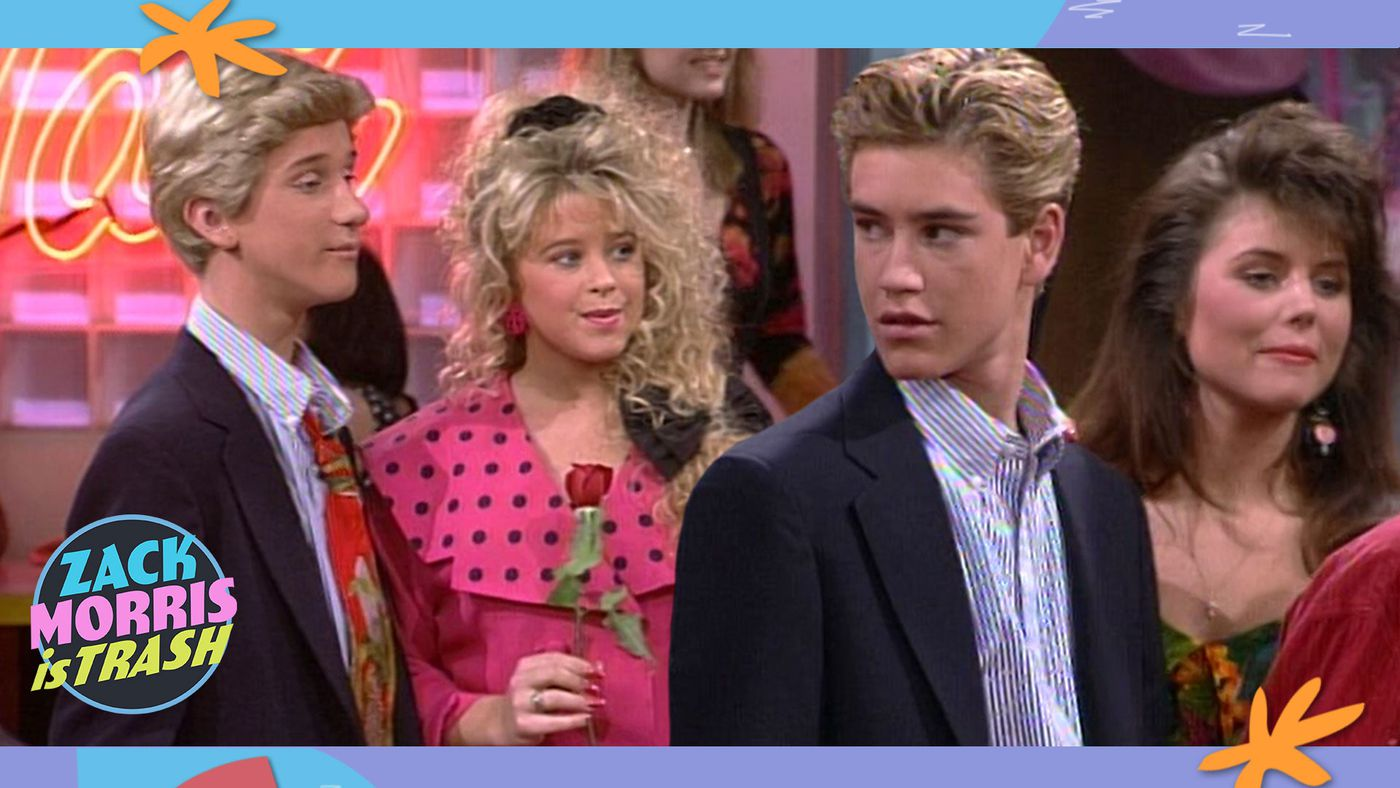 The SBTB Zack Morris Cloned Himself To Cheat On Kelly On Her Birthday