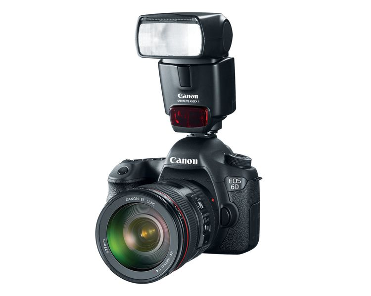 Canon announces the EOS 6D, a full-frame DSLR with built-in Wi-Fi ...