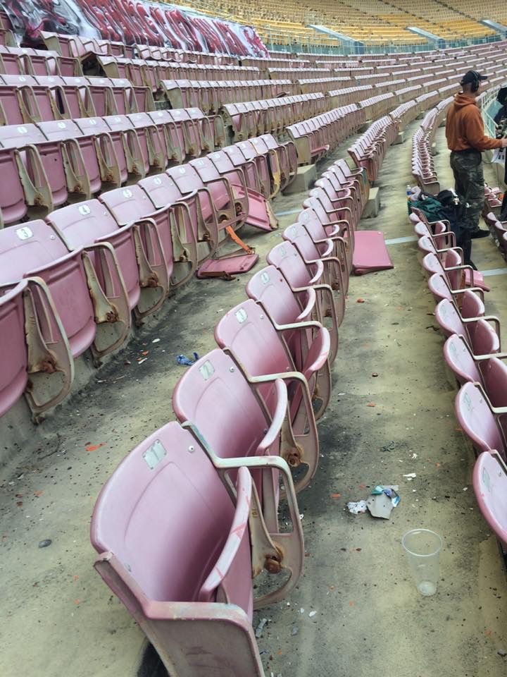 """So called """"seats"""""""