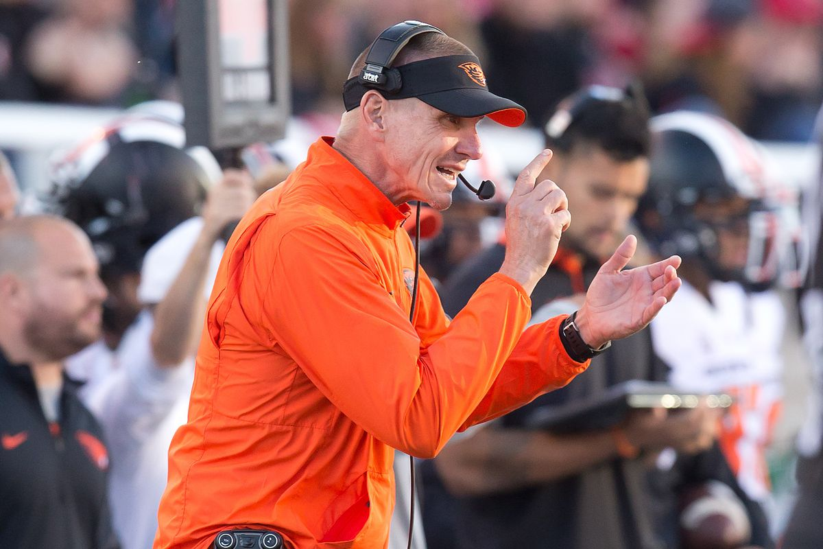 Gary Andersen has taken over as the head coach of Oregon State after two years at Wisconsin.