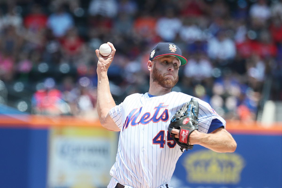 2265470a Tampa Bay Rays trade rumors: Rays inquire on New York Mets Zack ...