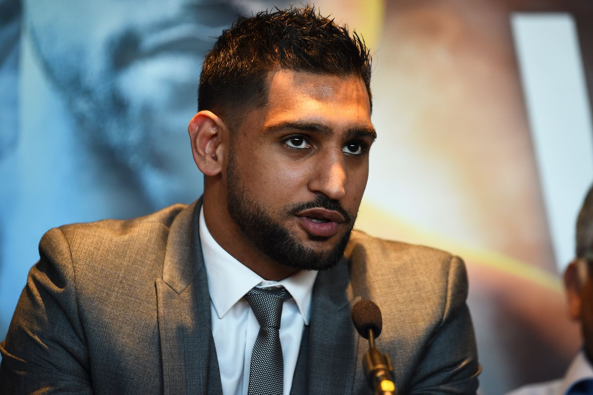 amir khan wants welterweight title shots bad left hook