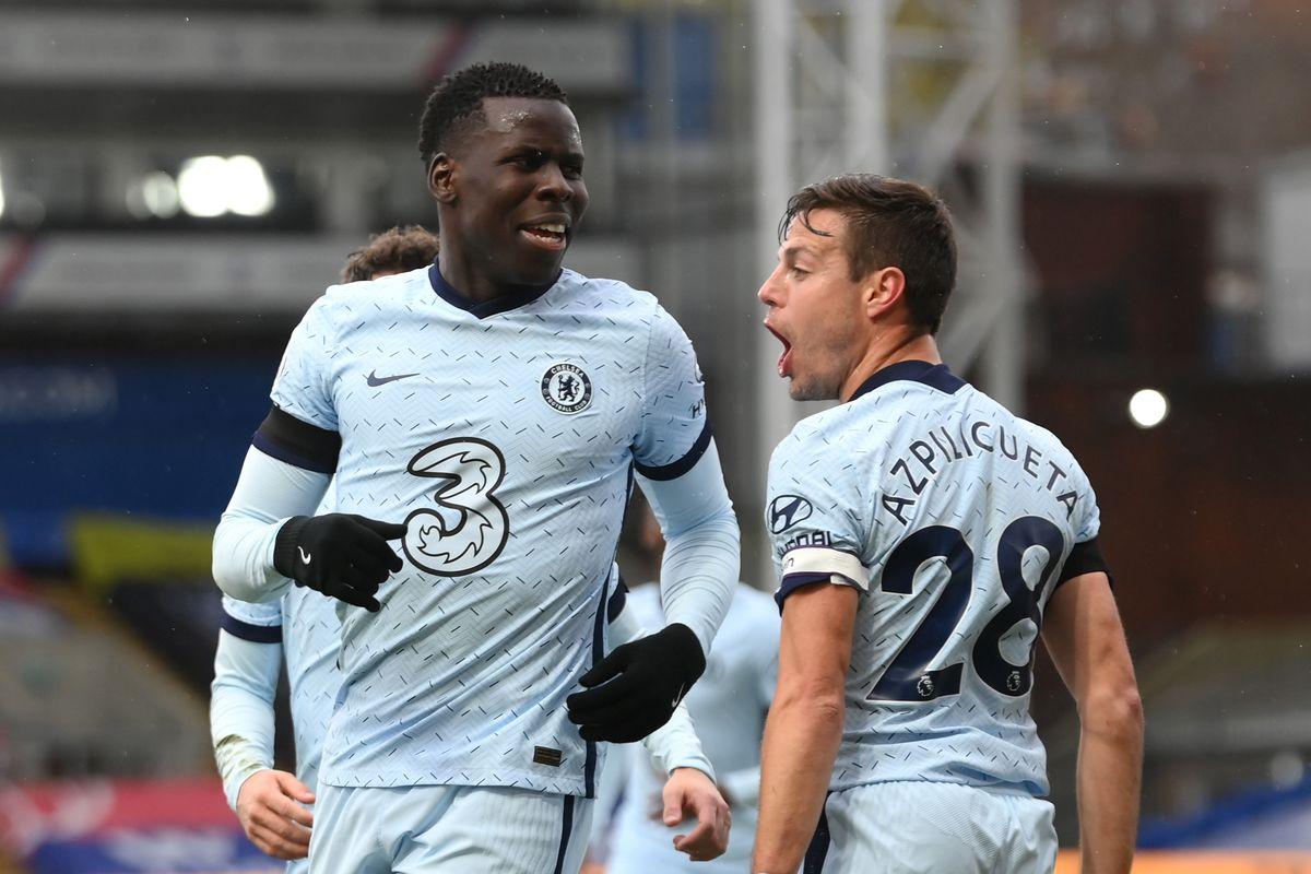 Crystal Palace v Chelsea - Premier League