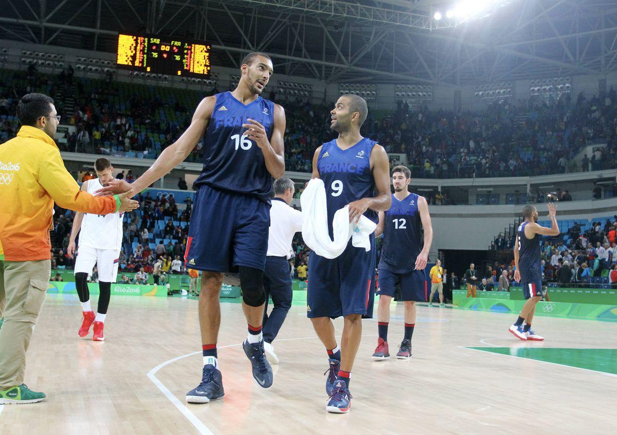 Basketball - Olympics: Day 5