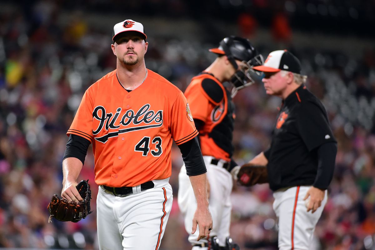 MLB: Game Two-Boston Red Sox at Baltimore Orioles