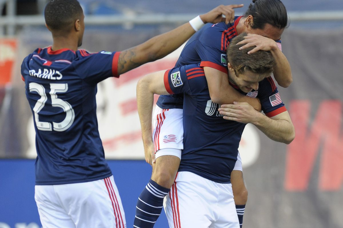 Take a bow, Revs. You done good.