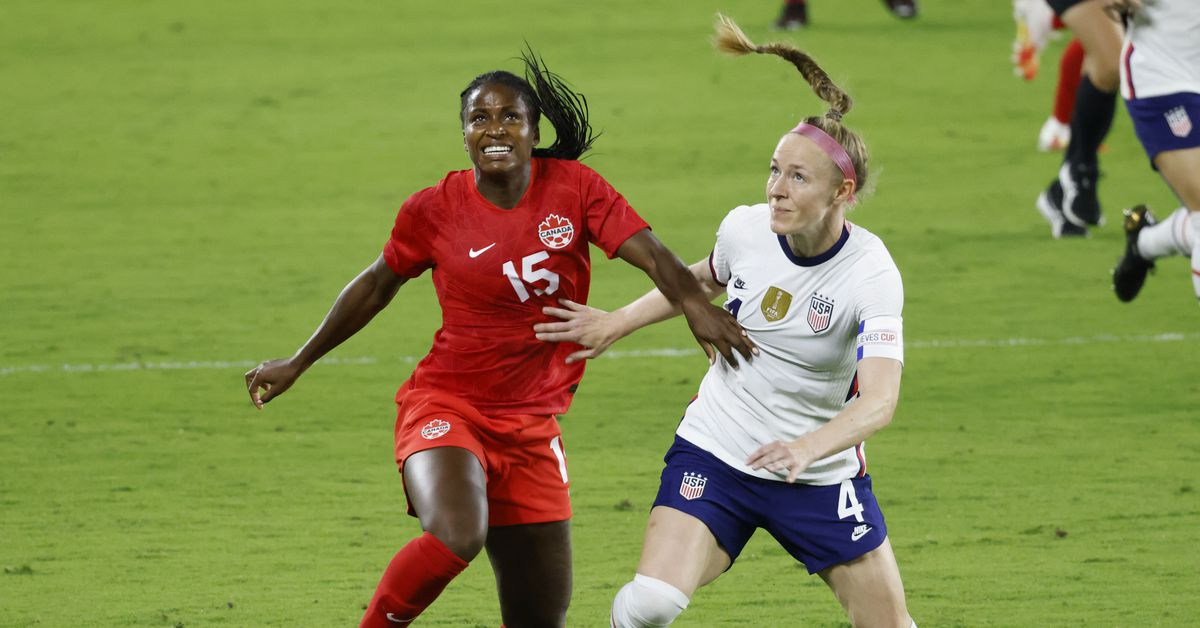 Recap & Highlights: Canada falls to U.S. despite strong showing at SheBelieves Cup