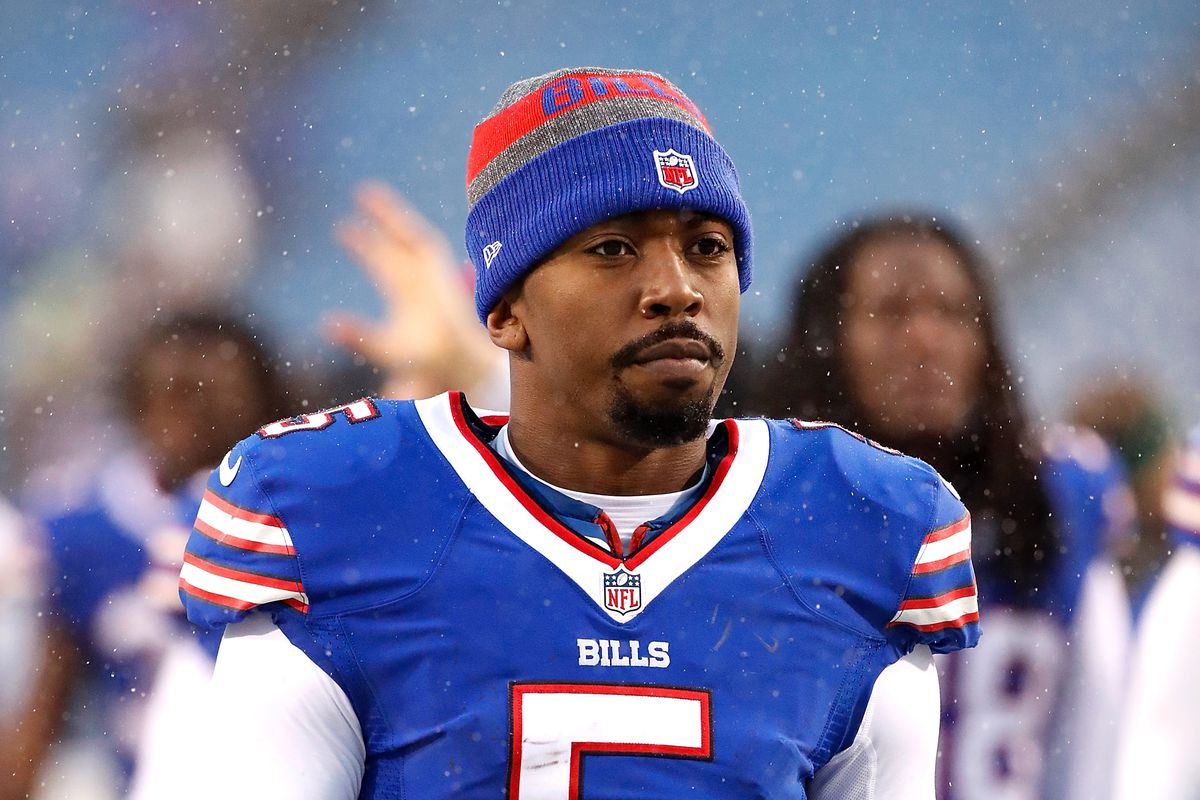 official photos 261a1 6e9f2 Tyrod Taylor benched, EJ Manuel will start for the Bills ...