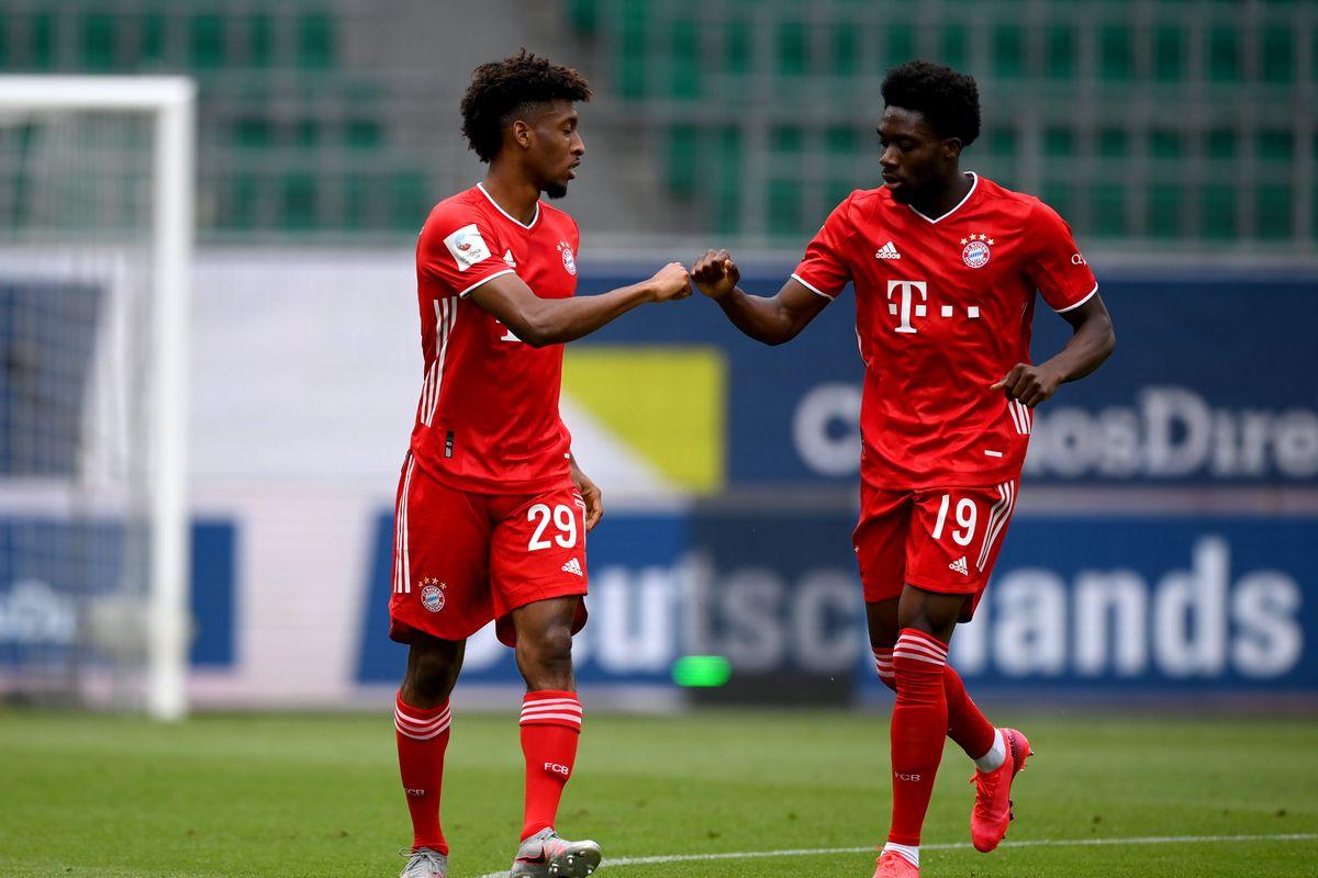 VfL Wolfsburg v FC Bayern München - Bundesliga for DFL