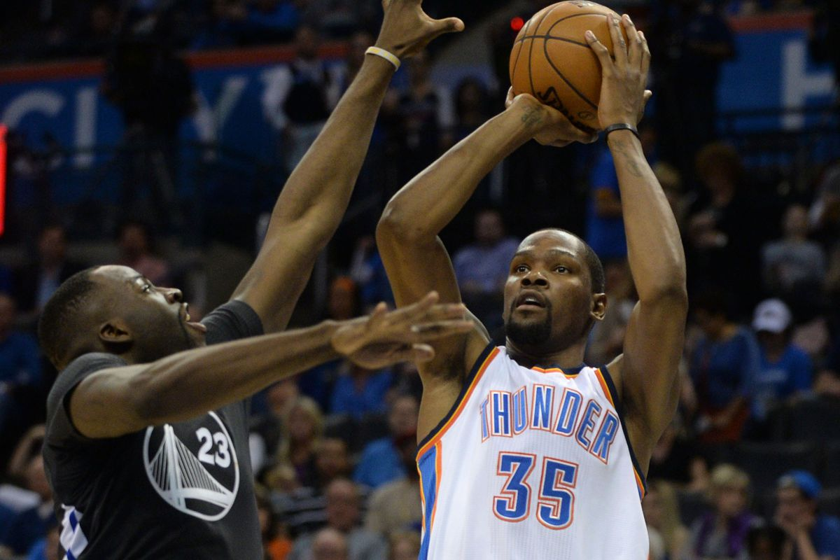 Kevin Durant Can Get His Jumper At Any Time Sound Familiar Mark D Smith USA TODAY Sports