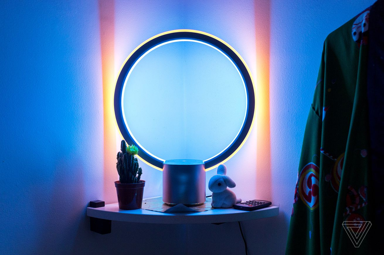the c by ge sol light looks futuristic but doesn t need alexa