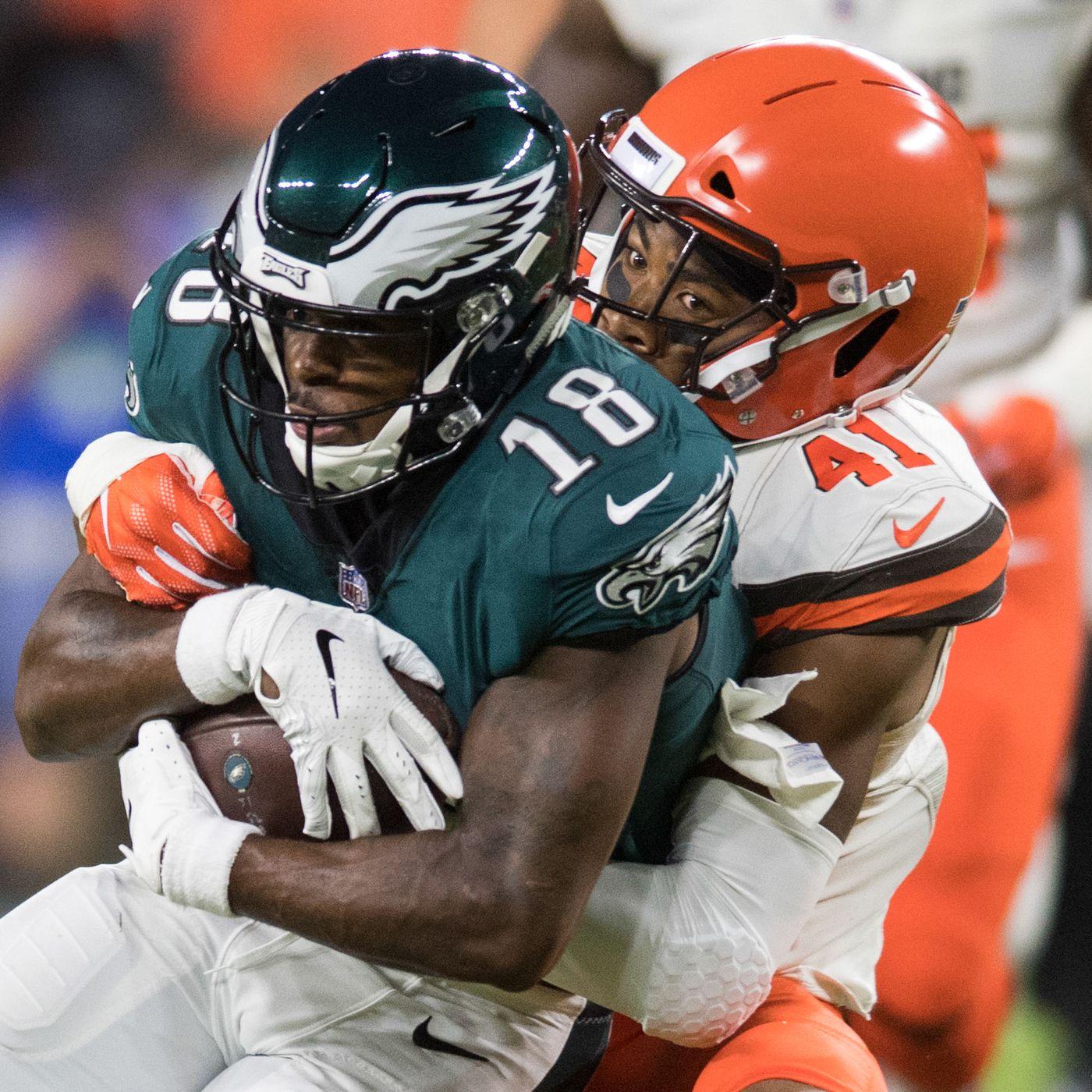 Philadelphia Eagles Announce First Regular Season Depth Chart Ahead Of Week 1 Falcons