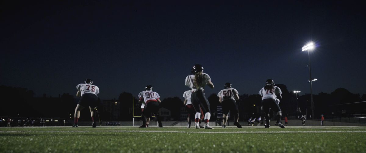 Born to Play lgbtq women's football