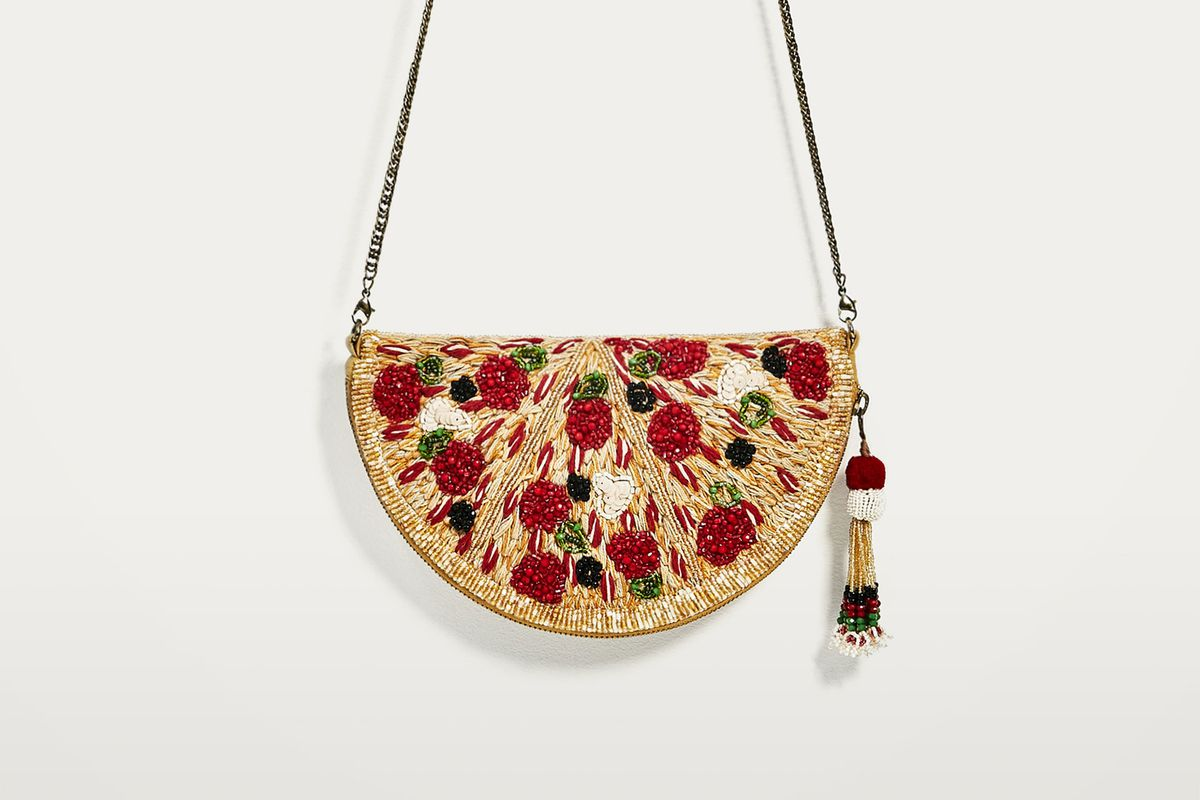81d9d44d7e This Pizza-Shaped Bag Is Actually Gorgeous - Racked