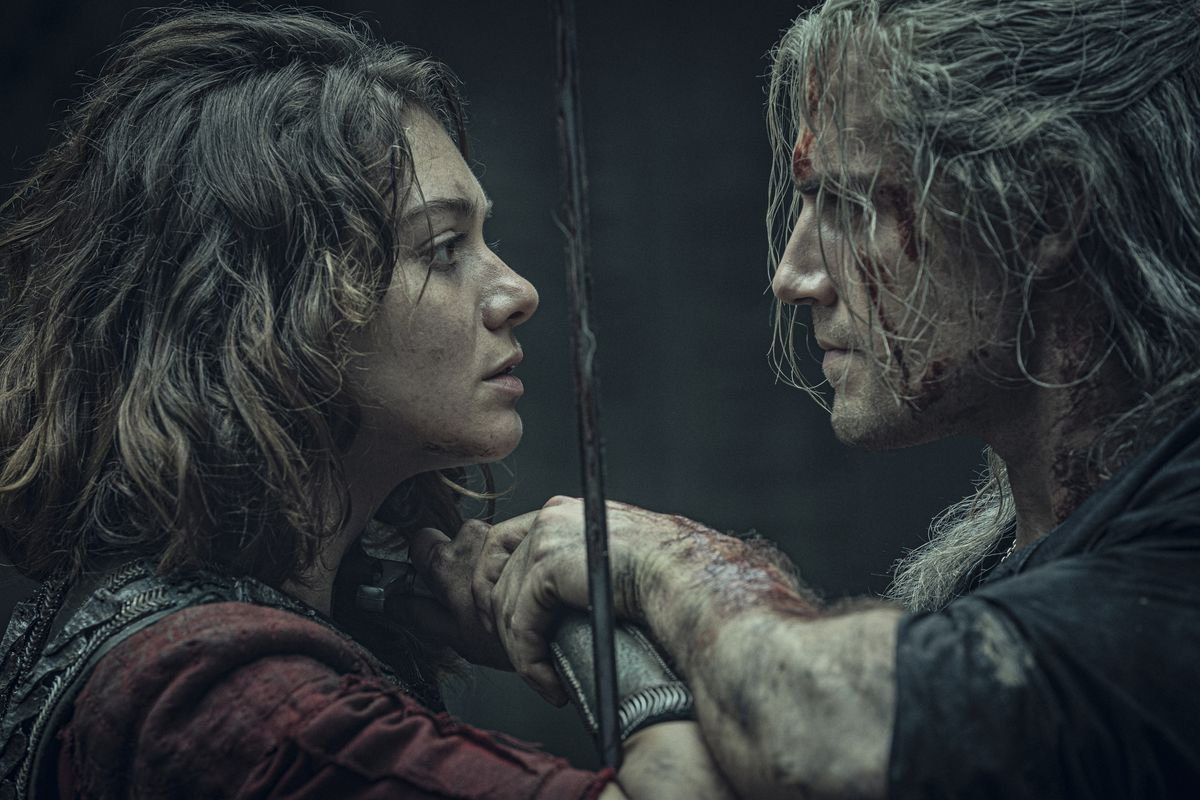 Review Netflix S The Witcher Falls Into Traps The