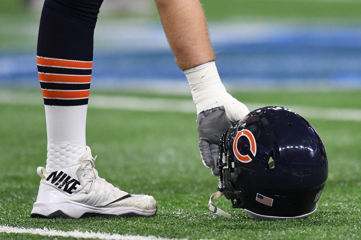 NFL: DEC 16 Bears at Lions