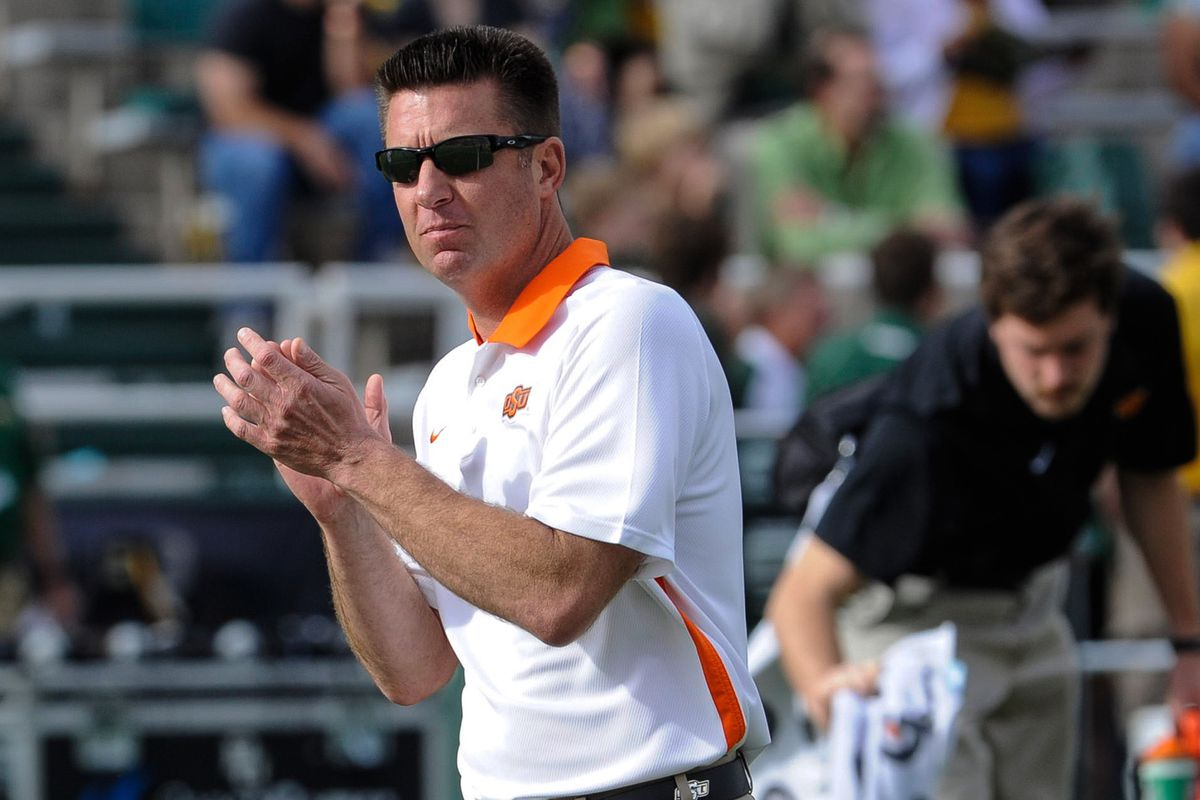 Oklahoma State Coach Mike Gundy Fired Bill Young For Being A