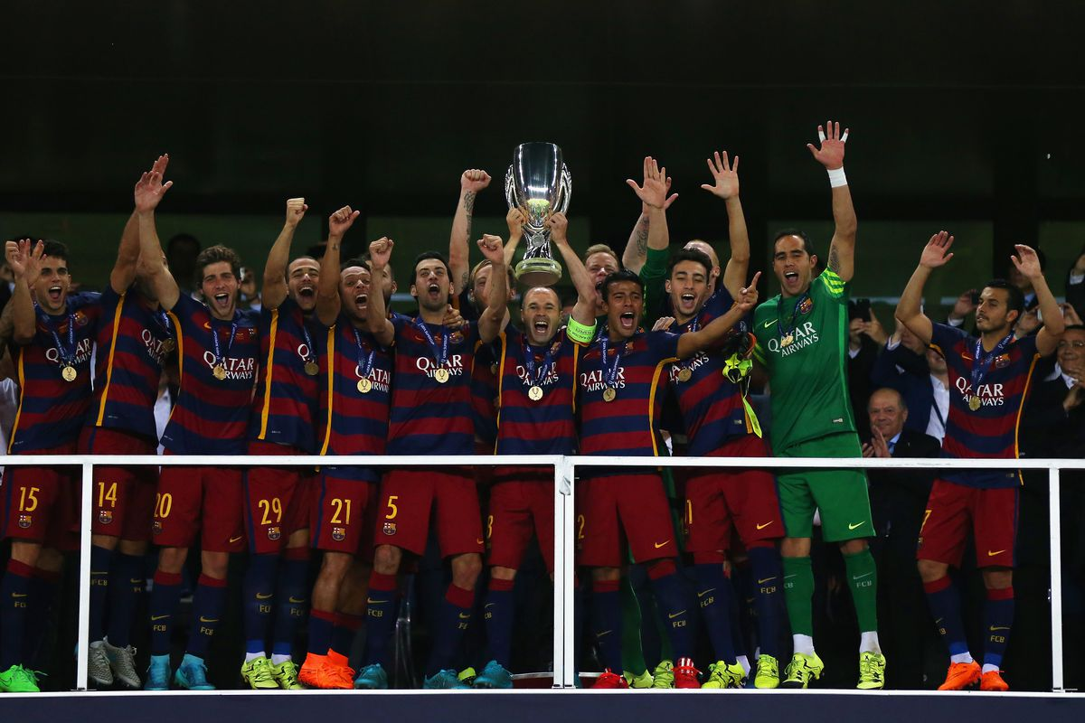 barcelona 5-4 sevilla  super cup post-match reaction  3 things we learned
