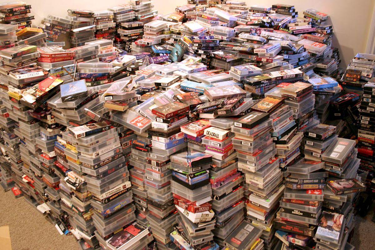VHS FLICKR
