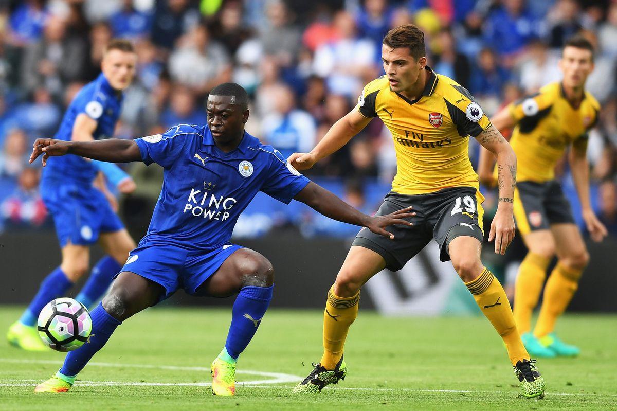 Leicester City v Arsenal - Premier League