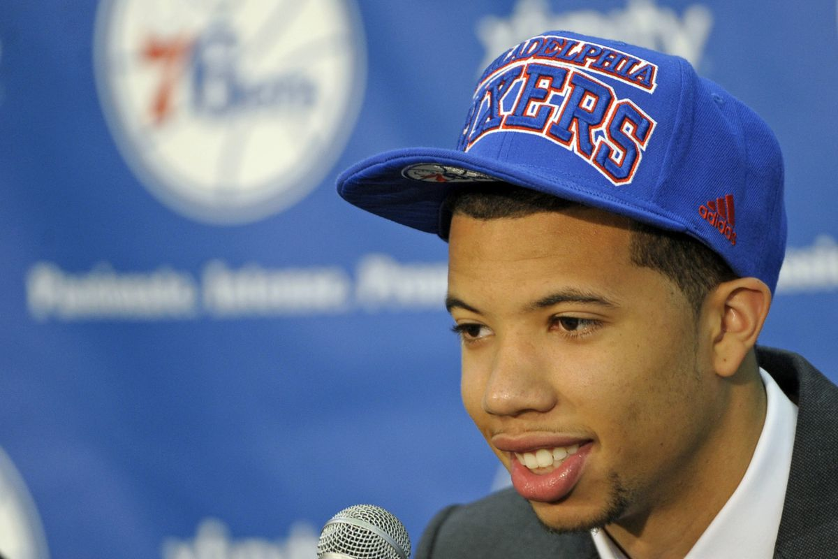 Michael Carter-Williams had fun in a Sixers' uniform last week. That will be a rarity this season.