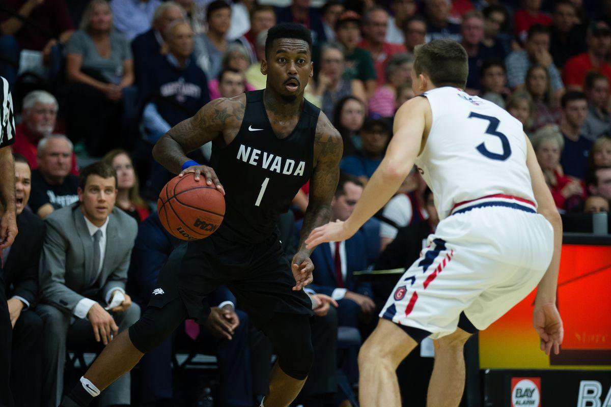 NCAA Basketball: Nevada at St. Mary's
