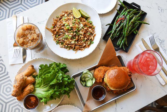 Social Monk Asian Kitchen