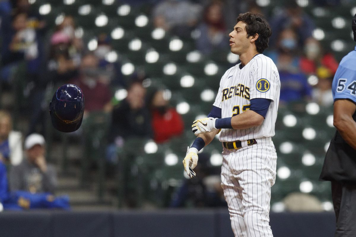 MLB: Minnesota Twins at Milwaukee Brewers