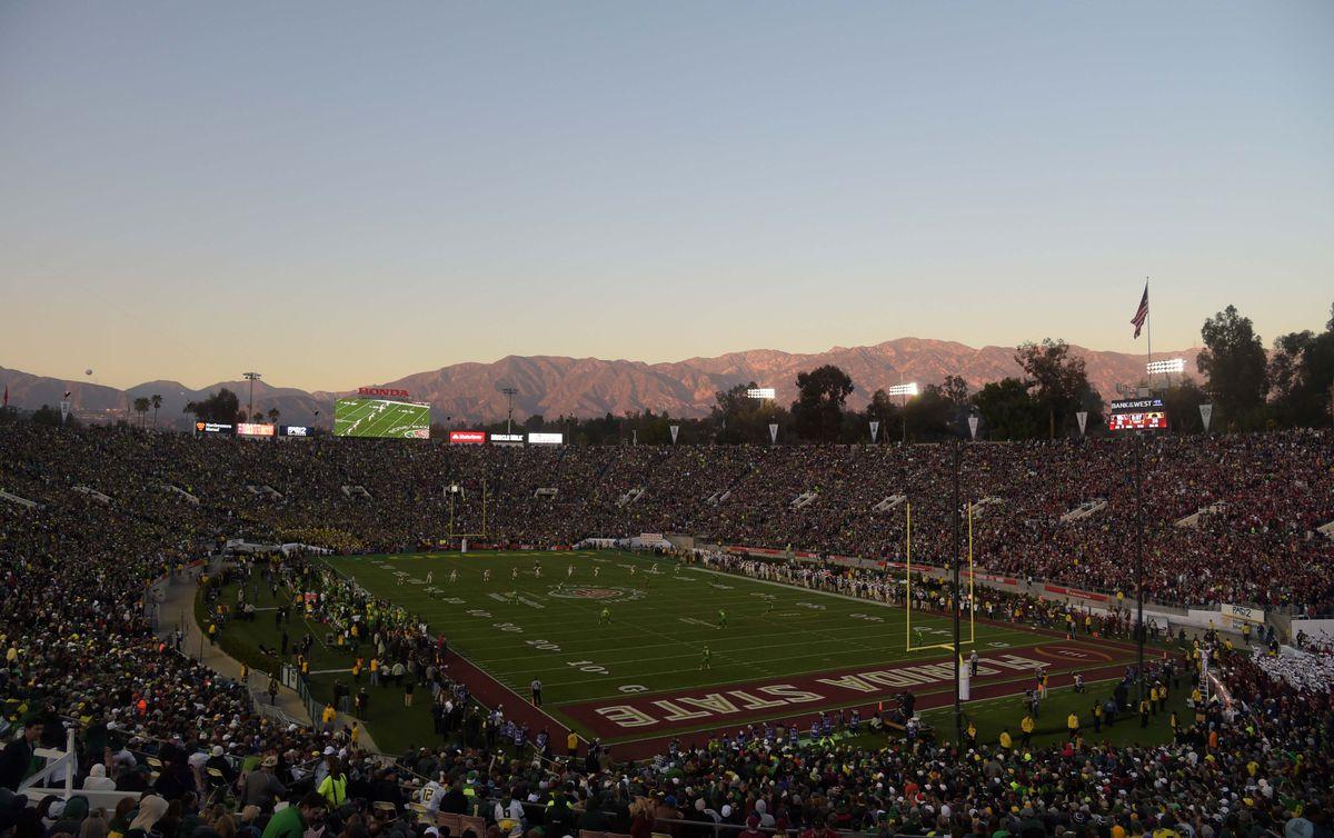 NCAA Football: Rose Bowl-Florida State vs Oregon